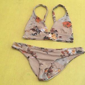 Boys + Arrows Sayulita Bikini. NWOT.